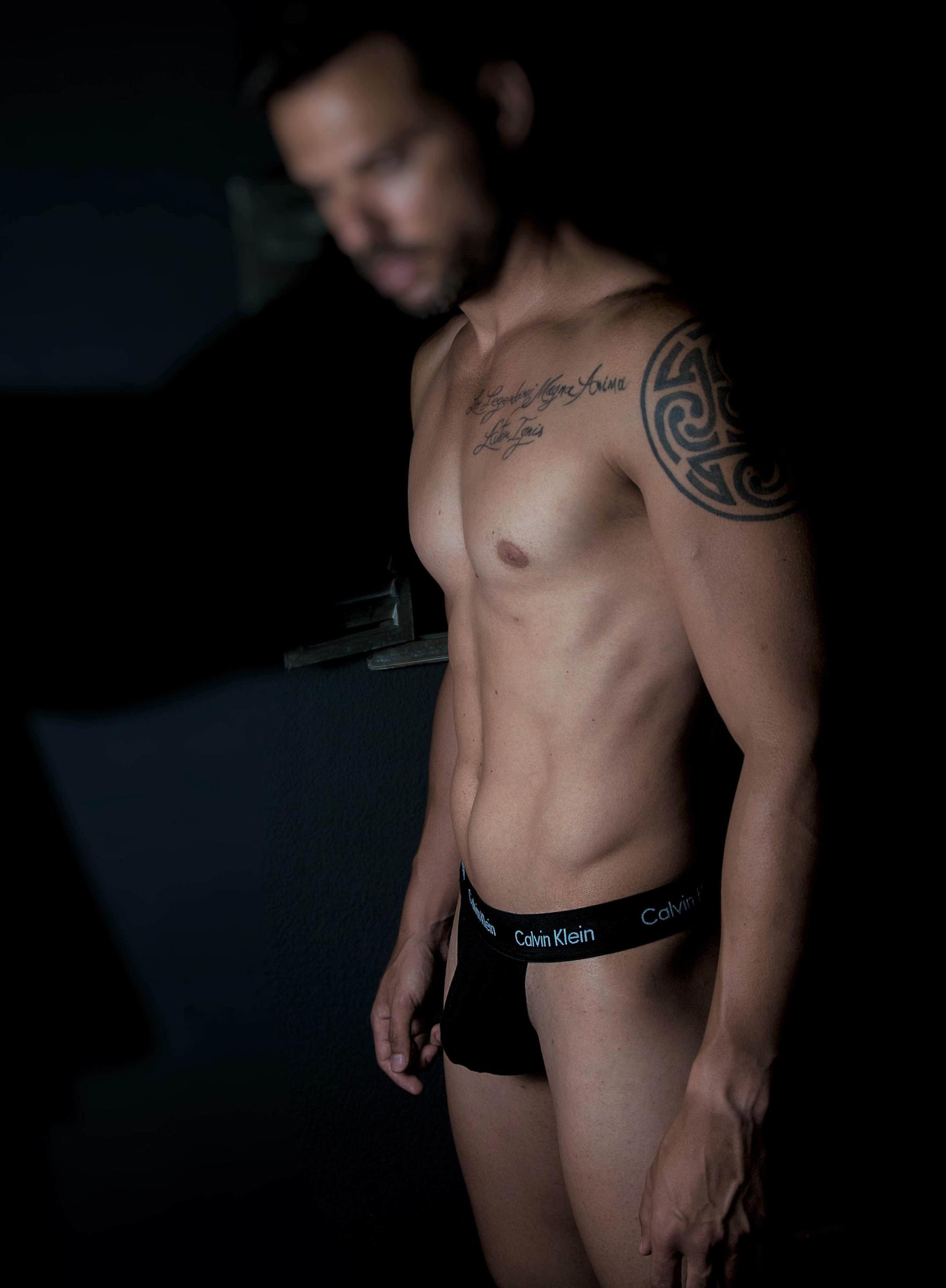 Erotic masseur Alicante Alex